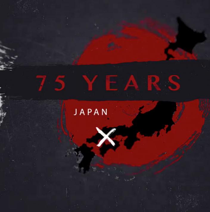 Commemorating 75 Years Since The U.S. Bombed Hiroshima